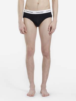 Calvin Klein MEN'S BLACK 3 BRIEFS PACK