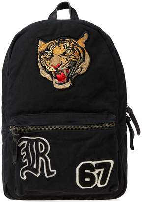 Polo Ralph Lauren Tiger Embroidered Backpack