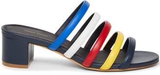 Mansur Gavriel Lamb Multi Strap Sandal