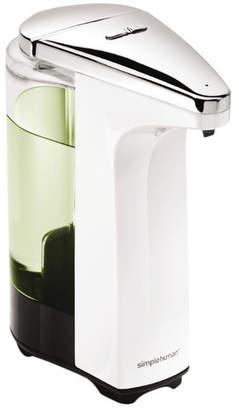 Simplehuman 8 oz. Sensor Soap Pump, White Plastic