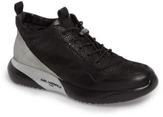 Karl Lagerfeld PARIS Crackle Sneaker