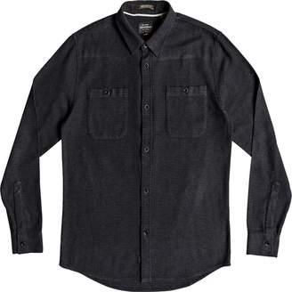 Quiksilver Waterman Irish Rocks Flannel Shirt - Men's