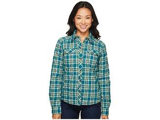 Marmot Riley Insulated Long Sleeve Women's Long Sleeve Button Up