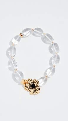 Lizzie Fortunato Brindisi Collar Necklace