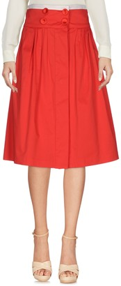 Betty Blue Knee length skirts - Item 35321141CX