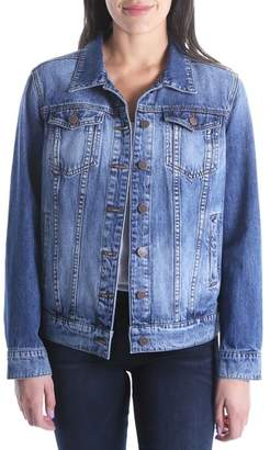 KUT from the Kloth Emma Denim Boyfriend Jacket