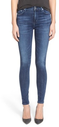 Women's Citizens Of Humanity Sculpt - Rocket High Waist Skinny Jeans