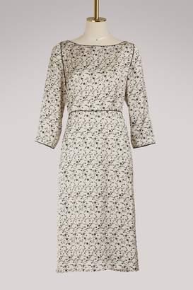 Aalto Printed flowers dress