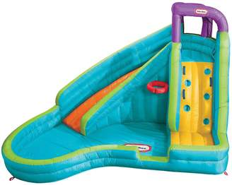 Little Tikes Slam 'n Curve Inflatable Water Slide