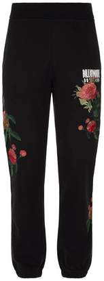 Billionaire Boys Club Rose Embroidered Sweatpants