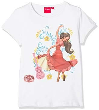Disney Girl's Elena Avalor Princess T-Shirt