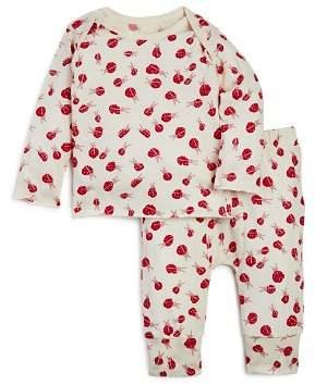 Stella McCartney Girls' Buster Macy Lady Bug Print Top & Jogger Pants Set