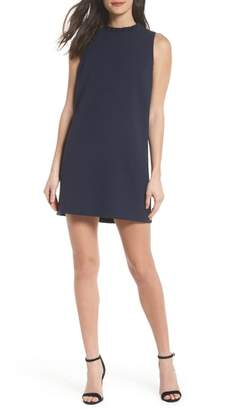 French Connection Whisper Light Ruffle Minidress
