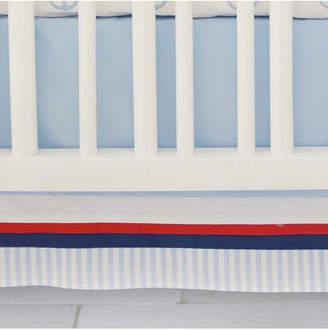 My Baby Sam First Mate 3pc Crib Bedding Set Bedding