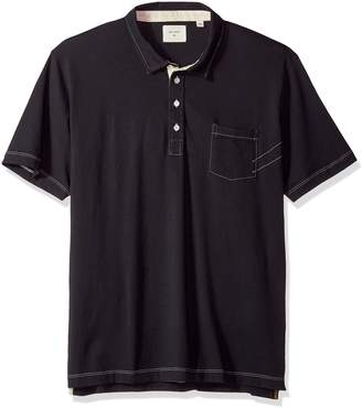Billy Reid Men's Short Sleeve Pensacola Polo With Pocket