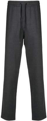 Barena elastic waist trousers