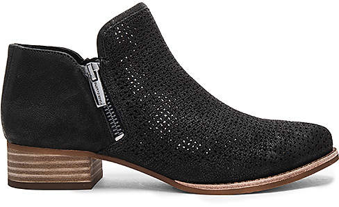 Vince Camuto Canilla Booties in Black