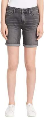 Calvin Klein denim faded city shorts