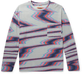 Missoni Patterned Cotton Sweater