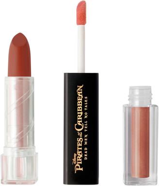 Lorac Pirates Of The Caribbean Lip Duo - Barboss-y $26 thestylecure.com