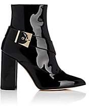 Chloé Gosselin Women's Waris Patent Leather Ankle Boots - Black