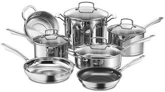 Cuisinart Professional Series 11-pc. Stainless Steel Cookware Set