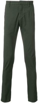 Dondup patterned skinny trousers