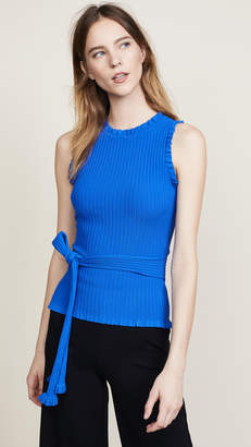 Milly Wrap Shell Top