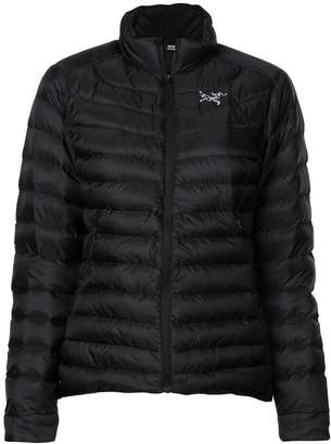 Arc'teryx quilted jacket