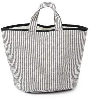 Tori Murphy Harbour Stripe Storage Basket