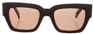 CelineCéline Oversize Tinted Sunglasses
