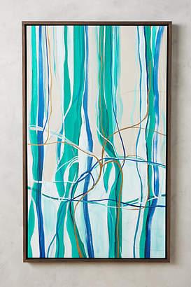 Kelly O'Neal Landscape Ribbons Wall Art