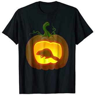 beaver Happy Halloween shirt