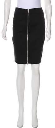 Elizabeth and James Knee-Length Pencil Skirt