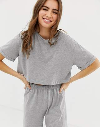 Asos DESIGN Mix & Match Pajama Tee