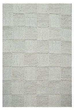 Cornermill Ottawa Modern Rug, Dulton Ivory 160x230cm