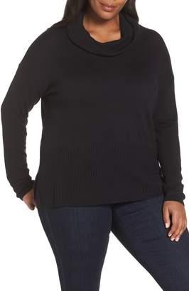 Sejour Cowl Neck Pullover