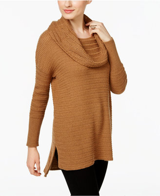 Style & Co. Cowl-Neck Tunic Sweater, Only at Macy's $59.50 thestylecure.com