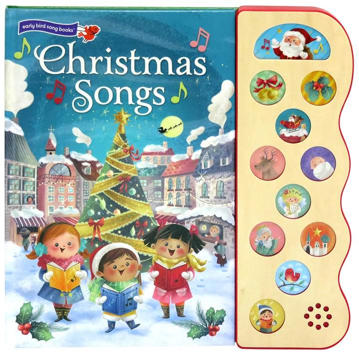 Cottage Door Press Christmas Songs: 11 Button Sound Book