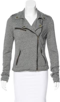 Current/Elliott Long Sleeve Knit Jacket