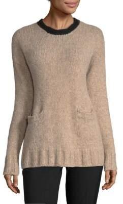 Marni Wool Button-Back Sweater