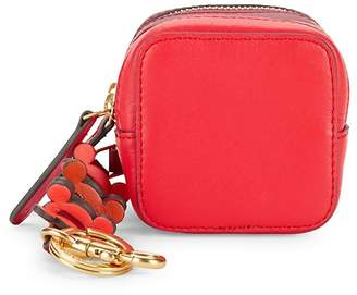 Anya Hindmarch Women's Double Zip Leather Coin Purse