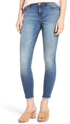Women's Kut From The Kloth Connie Skinny Jeans $88 thestylecure.com