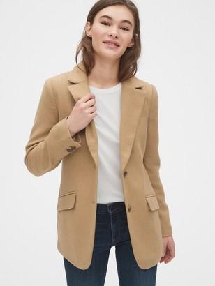 Gap Modern Wool-Blend Blazer