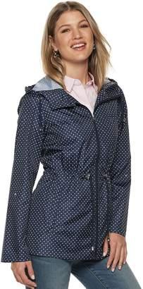 Details Women's Parka In A Pocket Packable Anorak Jacket