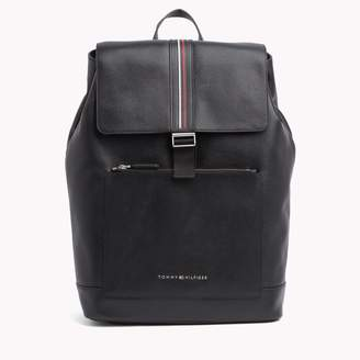 Tommy Hilfiger Leather Inlay Backpack
