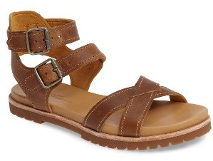 Women's Timberland Natoma Ankle Strap Sandal $109.95 thestylecure.com