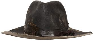 Möve Coated Vintage Wool Felt Hat