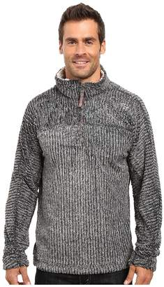 True Grit Frosty Cord Pile 1/4 Zip Pullover Men's Clothing