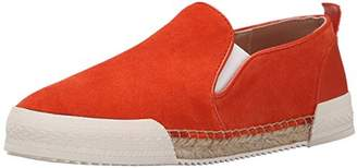 Nine West Women's Oranges Suede Fashion Sneaker